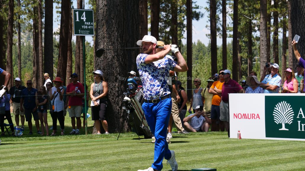American Century Championship 2017 Images - Justin Timberlake, Stephen Curry, Tony Romo, Aaron Rodggers, Charles Barkley208
