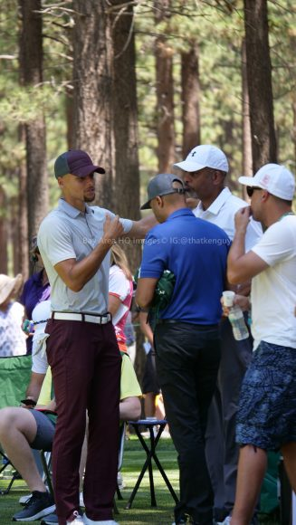 American Century Championship 2017 Images - Justin Timberlake, Stephen Curry, Tony Romo, Aaron Rodggers, Charles Barkley210