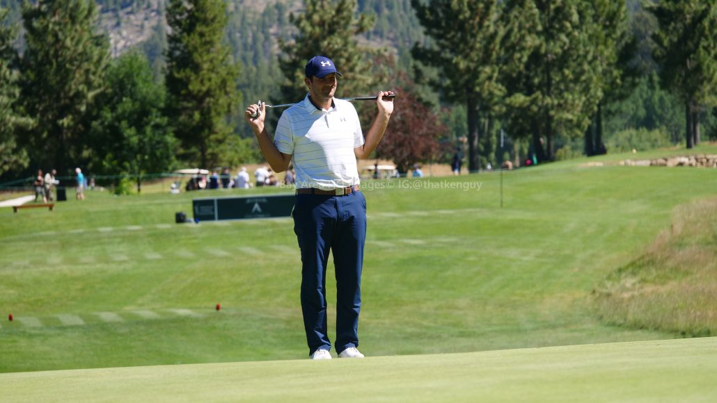 American Century Championship 2017 Images - Justin Timberlake, Stephen Curry, Tony Romo, Aaron Rodggers, Charles Barkley22