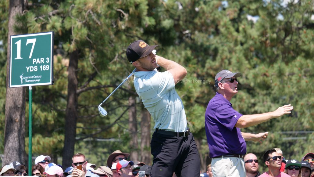 American Century Championship 2017 Images - Justin Timberlake, Stephen Curry, Tony Romo, Aaron Rodggers, Charles Barkley221