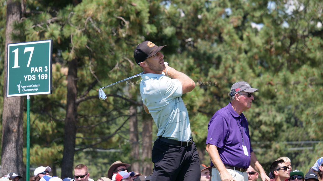 American Century Championship 2017 Images - Justin Timberlake, Stephen Curry, Tony Romo, Aaron Rodggers, Charles Barkley222