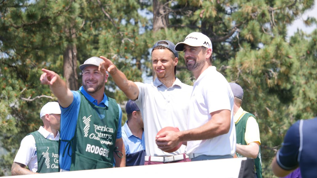 American Century Championship 2017 Images - Justin Timberlake, Stephen Curry, Tony Romo, Aaron Rodggers, Charles Barkley223