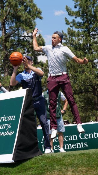 American Century Championship 2017 Images - Justin Timberlake, Stephen Curry, Tony Romo, Aaron Rodggers, Charles Barkley228