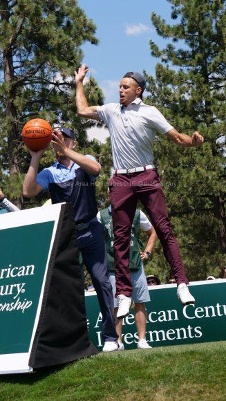 American Century Championship 2017 Images - Justin Timberlake, Stephen Curry, Tony Romo, Aaron Rodggers, Charles Barkley228