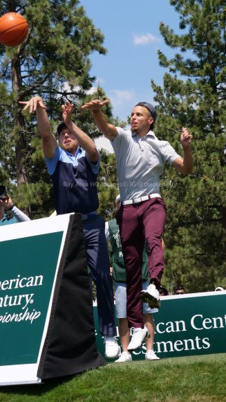 American Century Championship 2017 Images - Justin Timberlake, Stephen Curry, Tony Romo, Aaron Rodggers, Charles Barkley229