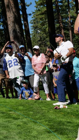 American Century Championship 2017 Images - Justin Timberlake, Stephen Curry, Tony Romo, Aaron Rodggers, Charles Barkley23