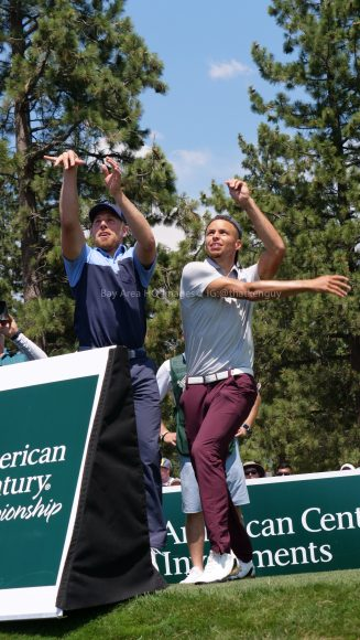 American Century Championship 2017 Images - Justin Timberlake, Stephen Curry, Tony Romo, Aaron Rodggers, Charles Barkley230