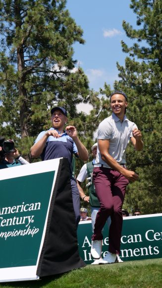 American Century Championship 2017 Images - Justin Timberlake, Stephen Curry, Tony Romo, Aaron Rodggers, Charles Barkley232