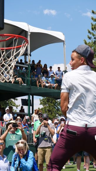 American Century Championship 2017 Images - Justin Timberlake, Stephen Curry, Tony Romo, Aaron Rodggers, Charles Barkley234