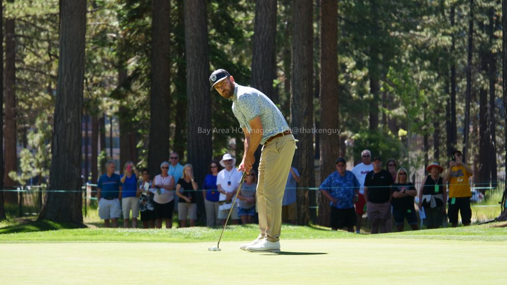 American Century Championship 2017 Images - Justin Timberlake, Stephen Curry, Tony Romo, Aaron Rodggers, Charles Barkley24