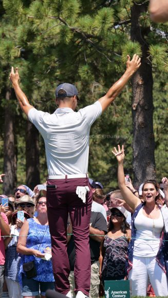 American Century Championship 2017 Images - Justin Timberlake, Stephen Curry, Tony Romo, Aaron Rodggers, Charles Barkley245