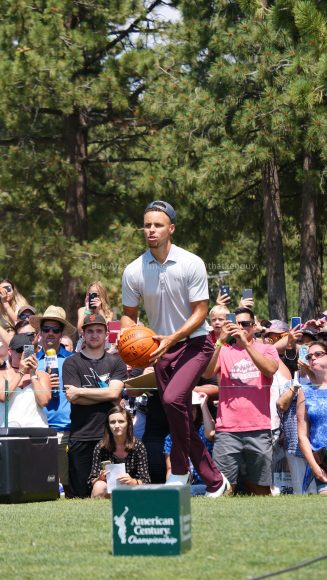American Century Championship 2017 Images - Justin Timberlake, Stephen Curry, Tony Romo, Aaron Rodggers, Charles Barkley247
