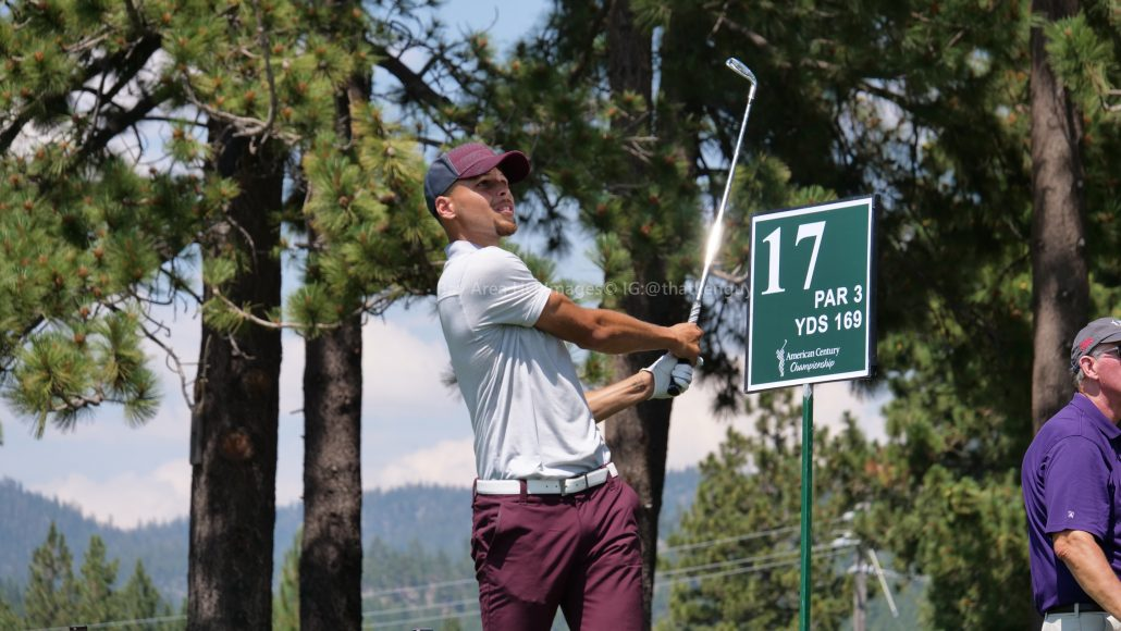 American Century Championship 2017 Images - Justin Timberlake, Stephen Curry, Tony Romo, Aaron Rodggers, Charles Barkley249