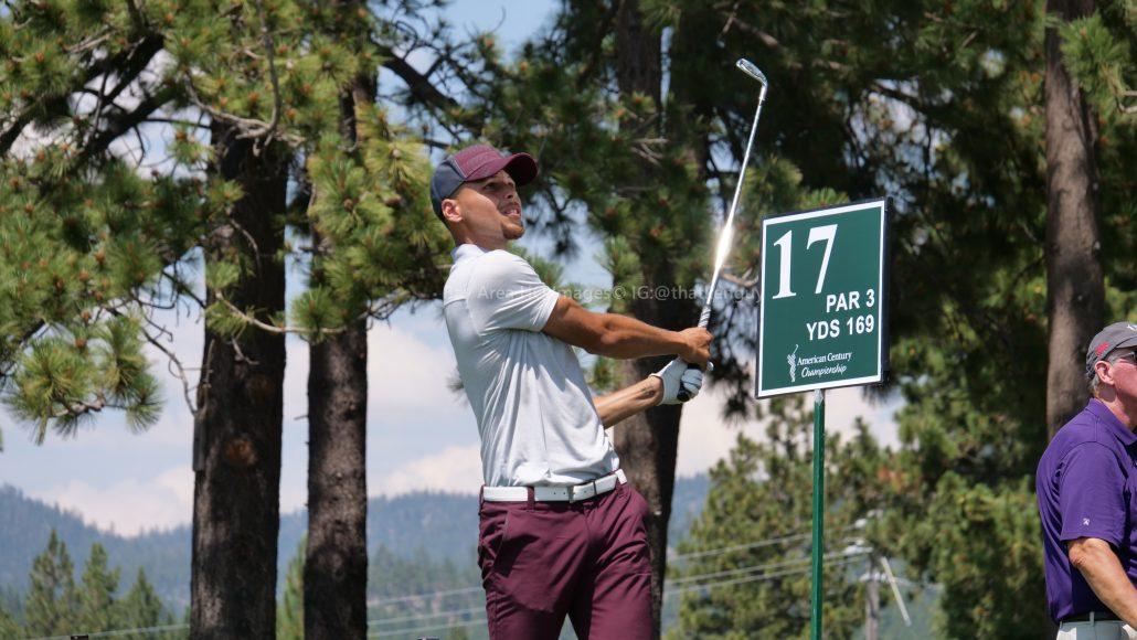 American Century Championship 2017 Images - Justin Timberlake, Stephen Curry, Tony Romo, Aaron Rodggers, Charles Barkley249