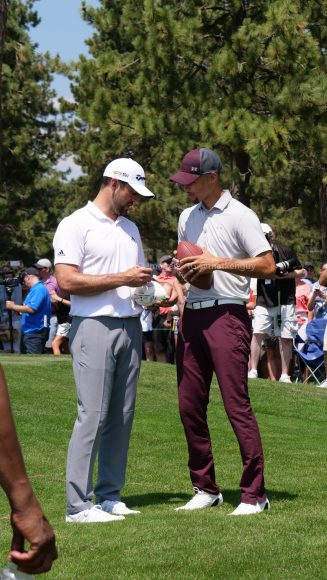 American Century Championship 2017 Images - Justin Timberlake, Stephen Curry, Tony Romo, Aaron Rodggers, Charles Barkley250