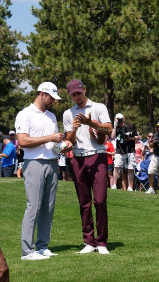 American Century Championship 2017 Images - Justin Timberlake, Stephen Curry, Tony Romo, Aaron Rodggers, Charles Barkley251