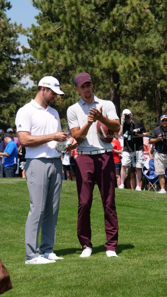 American Century Championship 2017 Images - Justin Timberlake, Stephen Curry, Tony Romo, Aaron Rodggers, Charles Barkley252