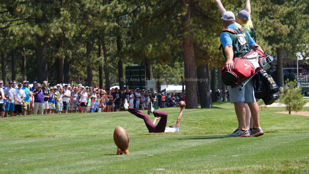 American Century Championship 2017 Images - Justin Timberlake, Stephen Curry, Tony Romo, Aaron Rodggers, Charles Barkley260