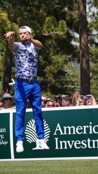 American Century Championship 2017 Images - Justin Timberlake, Stephen Curry, Tony Romo, Aaron Rodggers, Charles Barkley272