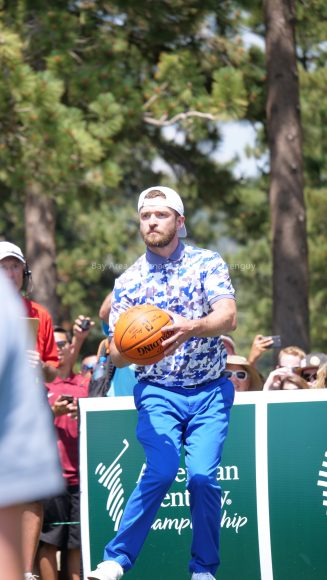 American Century Championship 2017 Images - Justin Timberlake, Stephen Curry, Tony Romo, Aaron Rodggers, Charles Barkley273