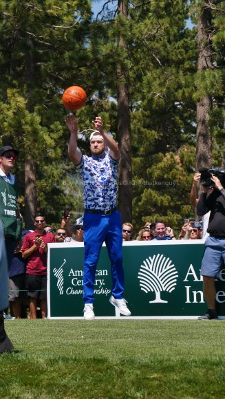 American Century Championship 2017 Images - Justin Timberlake, Stephen Curry, Tony Romo, Aaron Rodggers, Charles Barkley275