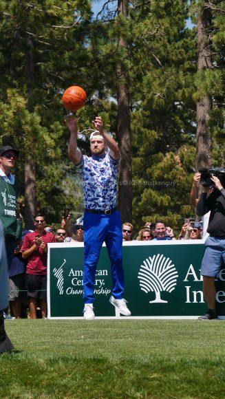 American Century Championship 2017 Images - Justin Timberlake, Stephen Curry, Tony Romo, Aaron Rodggers, Charles Barkley275