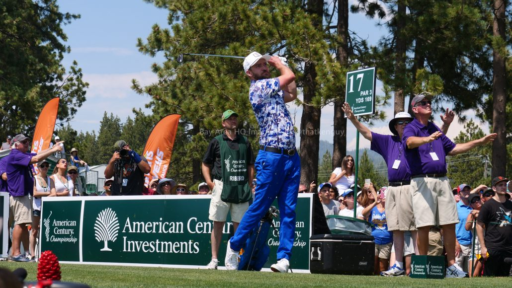 American Century Championship 2017 Images - Justin Timberlake, Stephen Curry, Tony Romo, Aaron Rodggers, Charles Barkley278