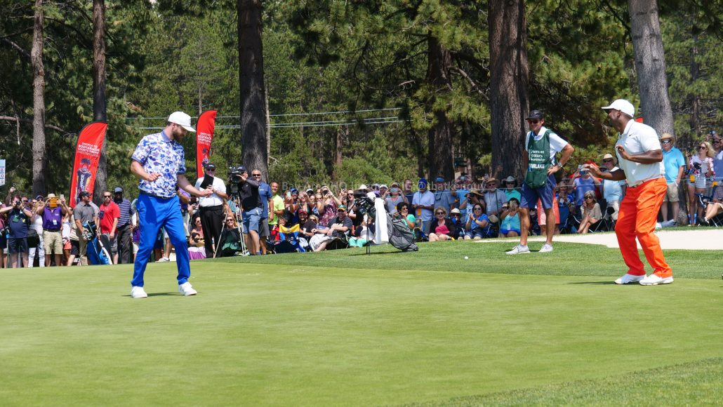 American Century Championship 2017 Images - Justin Timberlake, Stephen Curry, Tony Romo, Aaron Rodggers, Charles Barkley282