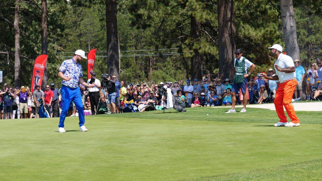 American Century Championship 2017 Images - Justin Timberlake, Stephen Curry, Tony Romo, Aaron Rodggers, Charles Barkley282