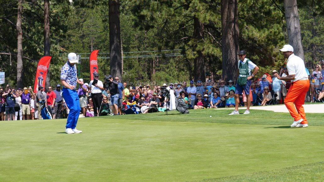 American Century Championship 2017 Images - Justin Timberlake, Stephen Curry, Tony Romo, Aaron Rodggers, Charles Barkley283