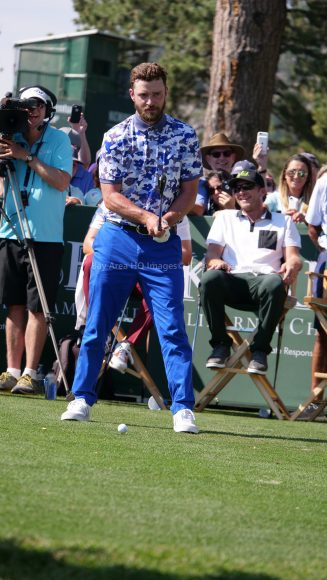 American Century Championship 2017 Images - Justin Timberlake, Stephen Curry, Tony Romo, Aaron Rodggers, Charles Barkley286