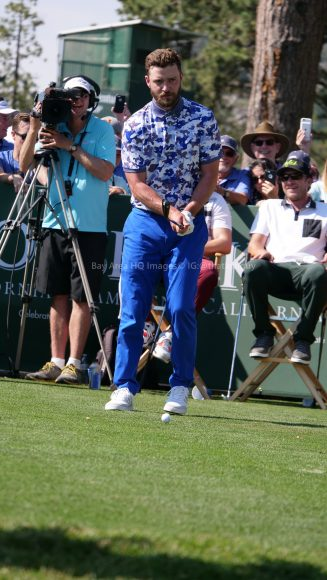 American Century Championship 2017 Images - Justin Timberlake, Stephen Curry, Tony Romo, Aaron Rodggers, Charles Barkley287