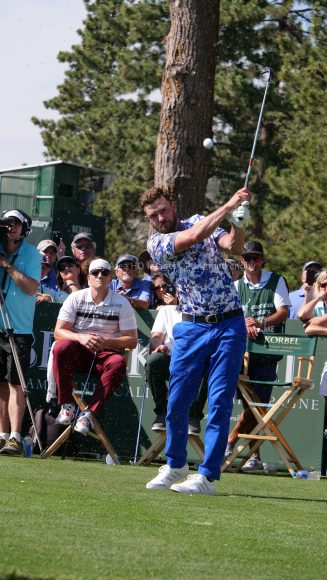 American Century Championship 2017 Images - Justin Timberlake, Stephen Curry, Tony Romo, Aaron Rodggers, Charles Barkley288