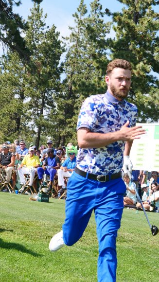 American Century Championship 2017 Images - Justin Timberlake, Stephen Curry, Tony Romo, Aaron Rodggers, Charles Barkley289