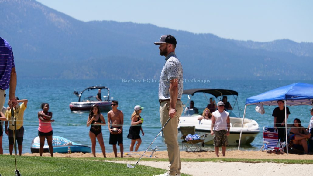 American Century Championship 2017 Images - Justin Timberlake, Stephen Curry, Tony Romo, Aaron Rodggers, Charles Barkley29