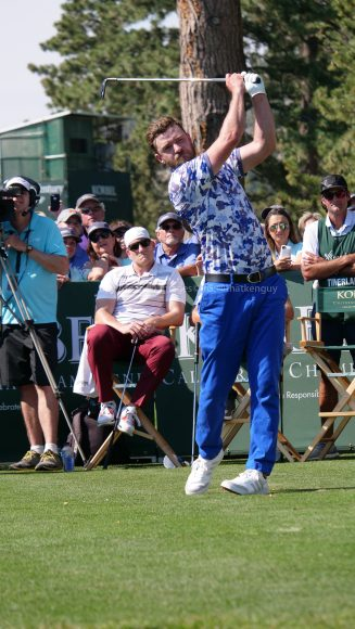 American Century Championship 2017 Images - Justin Timberlake, Stephen Curry, Tony Romo, Aaron Rodggers, Charles Barkley292