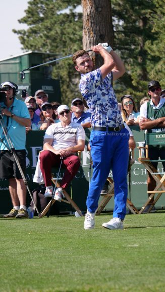 American Century Championship 2017 Images - Justin Timberlake, Stephen Curry, Tony Romo, Aaron Rodggers, Charles Barkley293