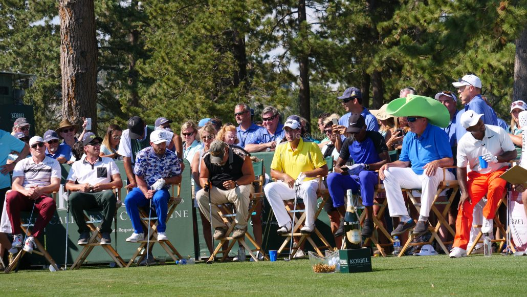 American Century Championship 2017 Images - Justin Timberlake, Stephen Curry, Tony Romo, Aaron Rodggers, Charles Barkley295