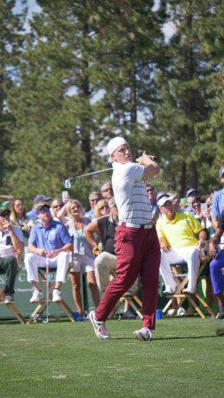 American Century Championship 2017 Images - Justin Timberlake, Stephen Curry, Tony Romo, Aaron Rodggers, Charles Barkley301
