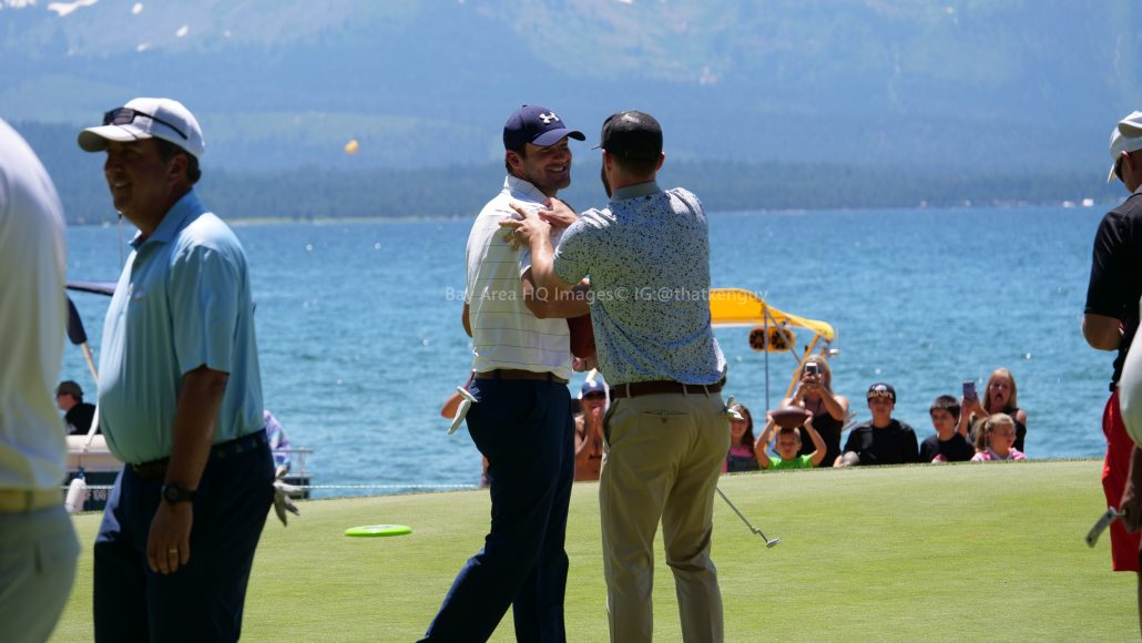 American Century Championship 2017 Images - Justin Timberlake, Stephen Curry, Tony Romo, Aaron Rodggers, Charles Barkley32