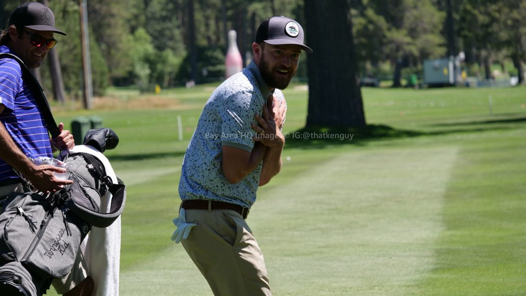 American Century Championship 2017 Images - Justin Timberlake, Stephen Curry, Tony Romo, Aaron Rodggers, Charles Barkley34