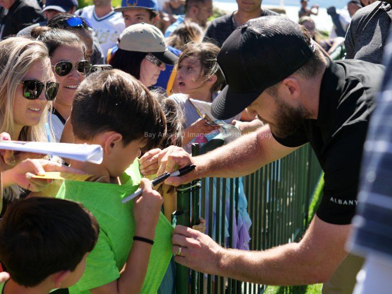American Century Championship 2017 Images - Justin Timberlake, Stephen Curry, Tony Romo, Aaron Rodggers, Charles Barkley4