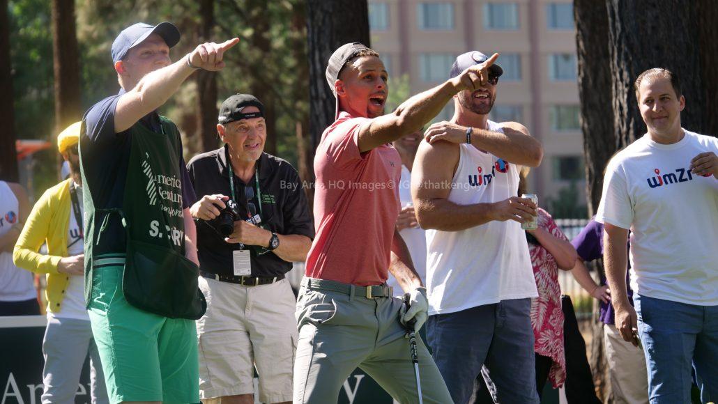 American Century Championship 2017 Images - Justin Timberlake, Stephen Curry, Tony Romo, Aaron Rodggers, Charles Barkley47