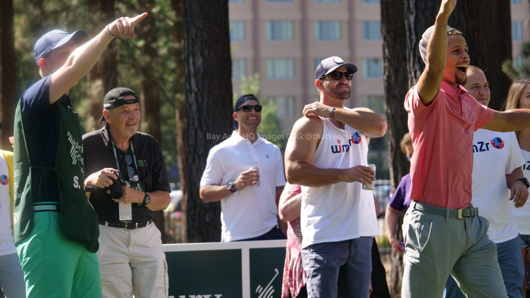 American Century Championship 2017 Images - Justin Timberlake, Stephen Curry, Tony Romo, Aaron Rodggers, Charles Barkley48