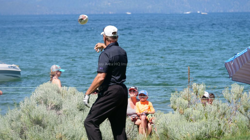 American Century Championship 2017 Images - Justin Timberlake, Stephen Curry, Tony Romo, Aaron Rodggers, Charles Barkley53