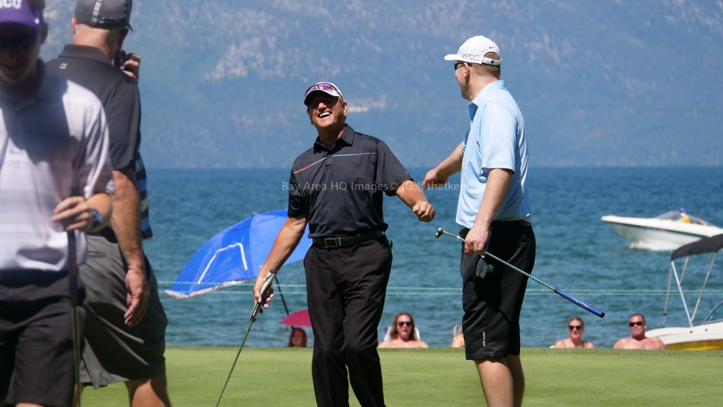 American Century Championship 2017 Images - Justin Timberlake, Stephen Curry, Tony Romo, Aaron Rodggers, Charles Barkley60