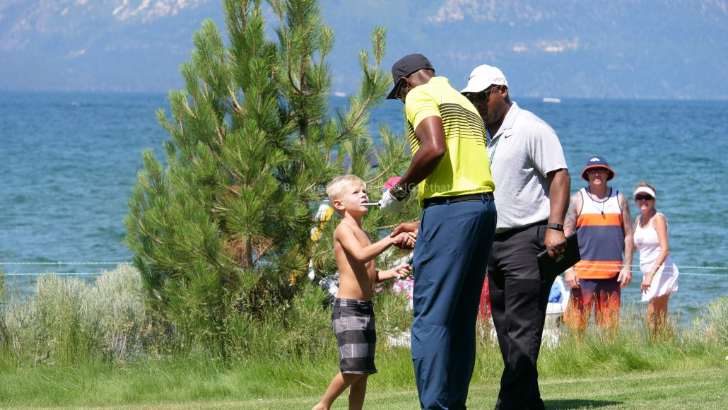 American Century Championship 2017 Images - Justin Timberlake, Stephen Curry, Tony Romo, Aaron Rodggers, Charles Barkley63