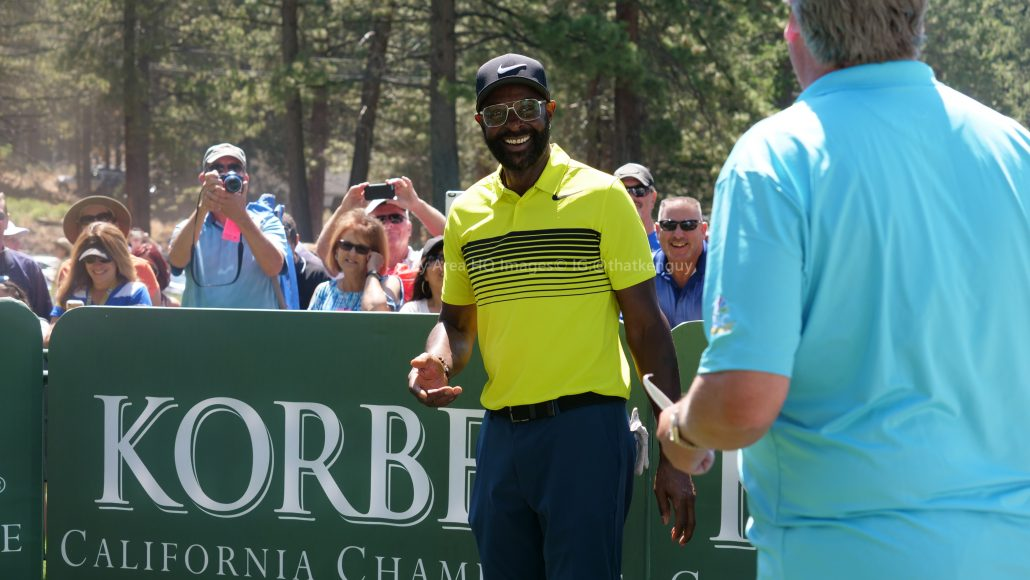 American Century Championship 2017 Images - Justin Timberlake, Stephen Curry, Tony Romo, Aaron Rodggers, Charles Barkley66