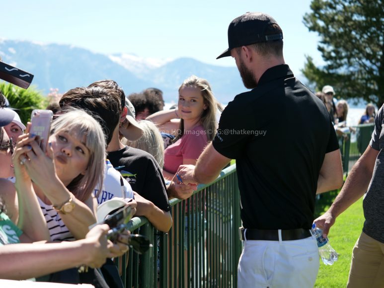 American Century Championship 2017 Images - Justin Timberlake, Stephen Curry, Tony Romo, Aaron Rodggers, Charles Barkley7
