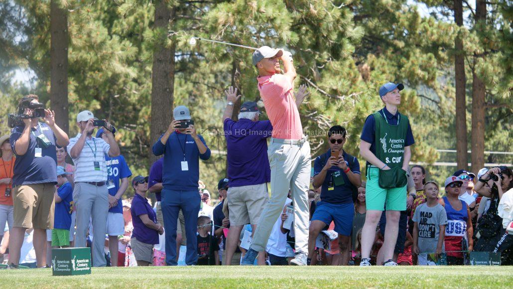 American Century Championship 2017 Images - Justin Timberlake, Stephen Curry, Tony Romo, Aaron Rodggers, Charles Barkley70